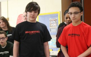 Robotics_Waterbury-Schools