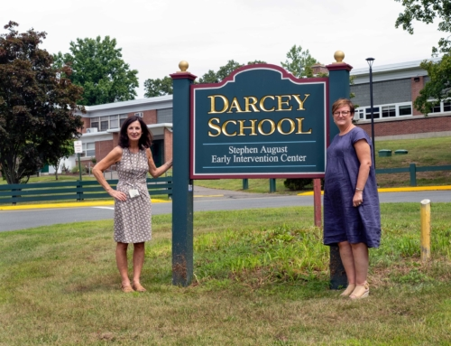 Cheshire's Darcey School Shines With Its Circle of Security Program